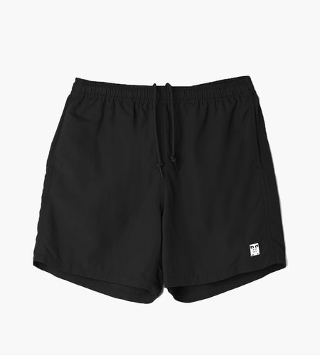 Obey Obey Easy Relaxed Short Black
