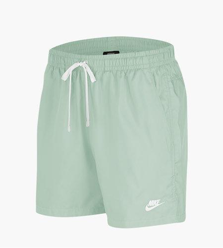 Nike Nike M NSW SCE Woven Flow Shorts Pistachio Frost White