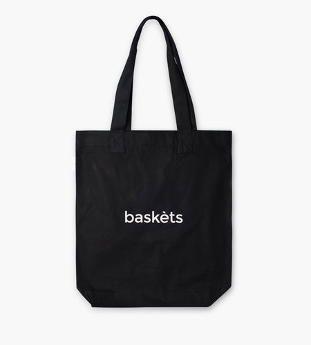Baskèts Baskèts Tote Bag Black