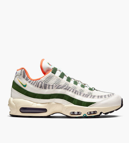 Nike Nike Air Max 95 QS Era Safari Sail New Green Forest Green
