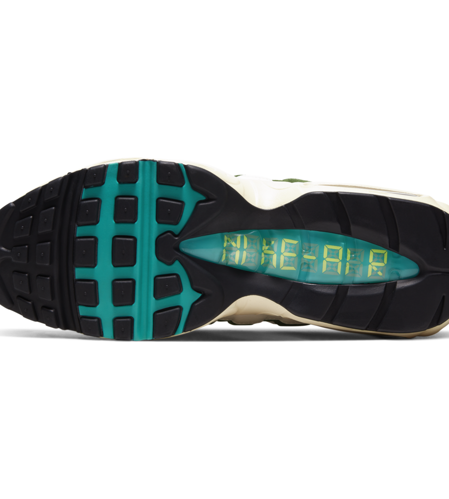 Nike Nike Air Max 95 QS Era Safari Sail New Green Forest Green