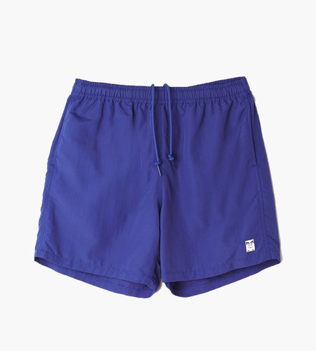 Obey Obey Easy Relaxed Short Ultramarine