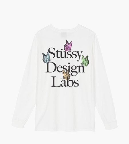 Stussy Stussy Design Labs Pig. Dyed LS Tee Natural
