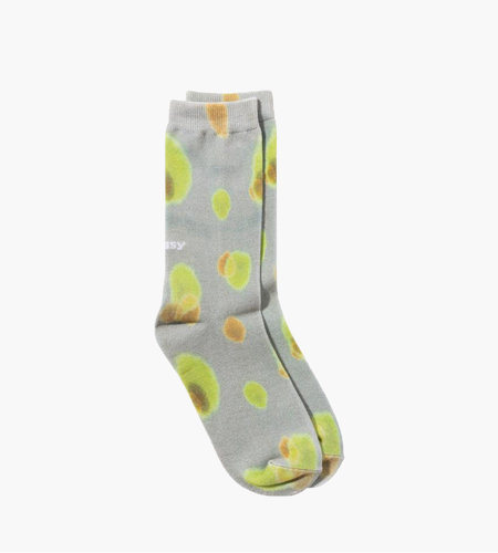 Stussy Stussy Blob Everyday Socks Khaki