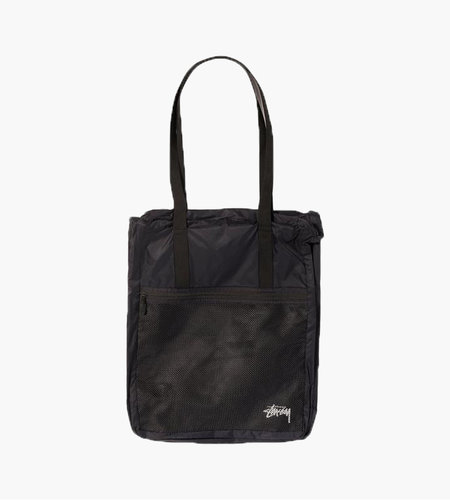 Stussy Stussy Light Weight Travel Tote Bag Black