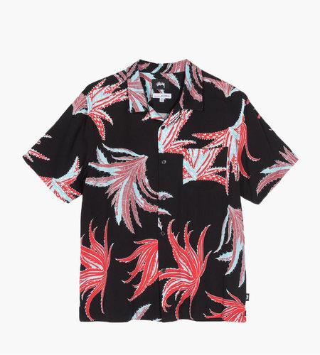 Stussy Stussy Cactus Rayon Shirt Black