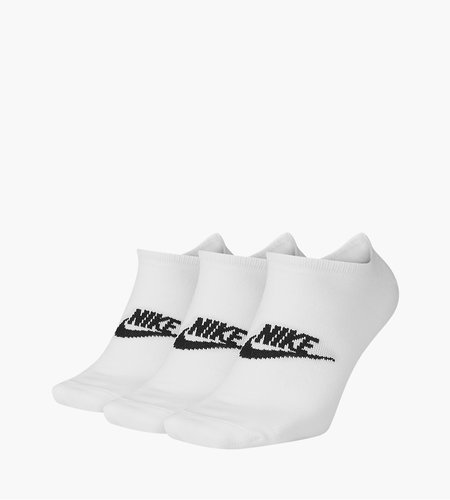 Nike Nike Everyday Essential No-Show Socks White
