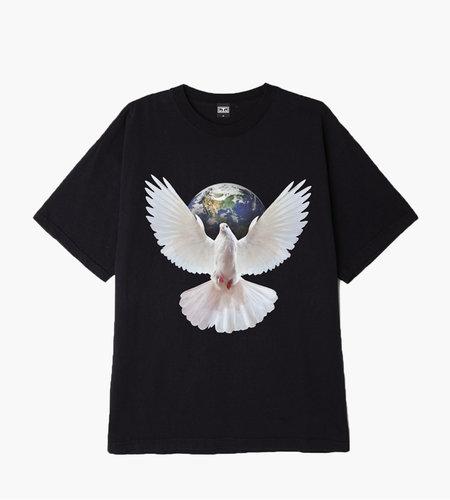 Obey Obey Worldwide Peace Black