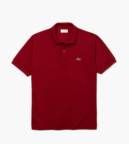 Lacoste Lacoste 1HP3 Men's S/S Polo Bordeaux