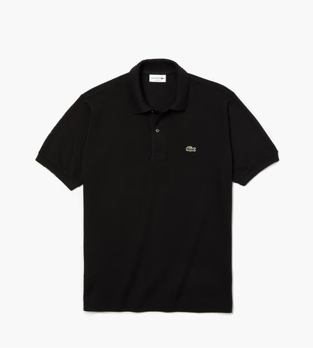 Lacoste Lacoste 1HP3 Men's S/S Polo Black