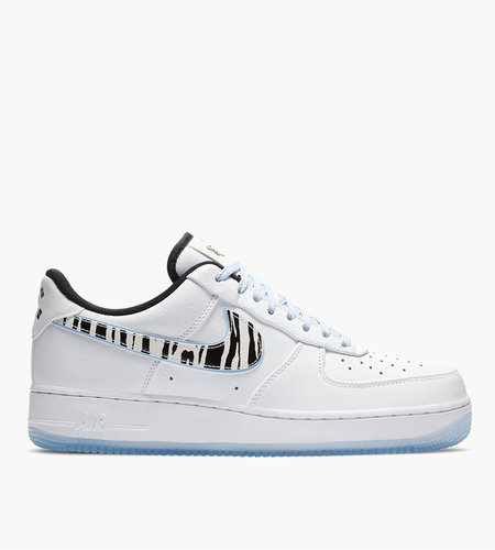 Nike Nike Air Force 1 '07 QS South Korea White Tiger White Black Multi Color
