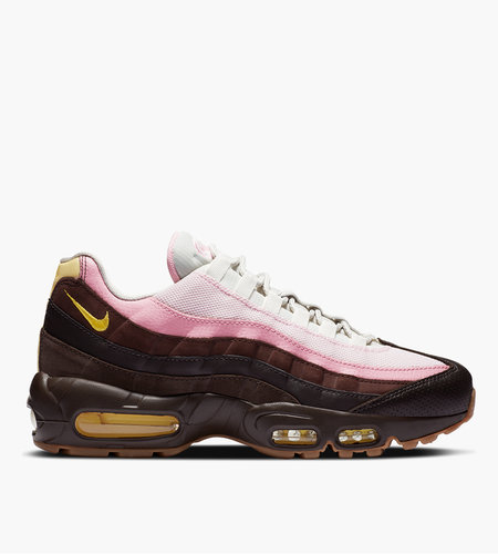 Nike Nike WMNS Air Max 95 'Cuban Link' Velvet Brown Pink