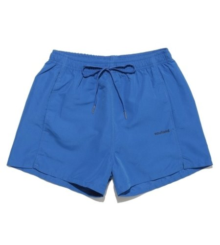 Soulland Soulland William Blue Shorts