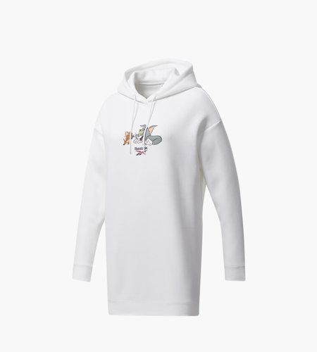 Reebok Reebok x Tom & Jerry Hooded Dress White