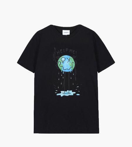 Soulland Soulland Saraiva T-shirt Black