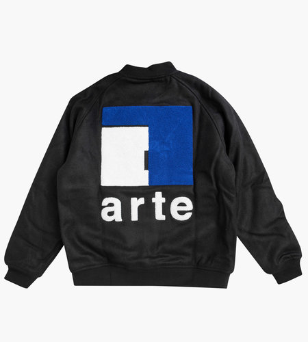 Arte Antwerp Arte John A Team Baseball Jacket Black