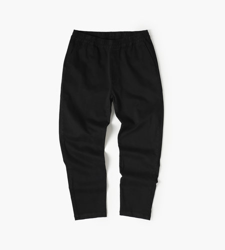 Baskèts Baskèts Heavy Cotton Trousers Black