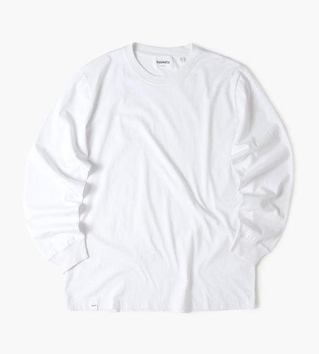 Baskèts Baskèts Standard Longsleeve White