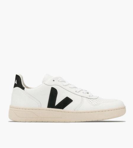 Veja Veja V-10 Leather Extra White Black