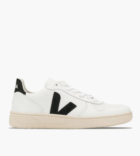 Veja Veja V-10 Leather Extra White Black