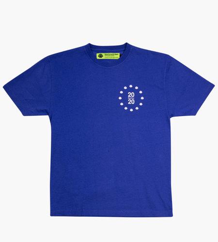 New Amsterdam Surf Association New Amsterdam Euro T-shirt Royal Blue