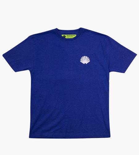 New Amsterdam New Amsterdam Logo T-shirt Royal Blue
