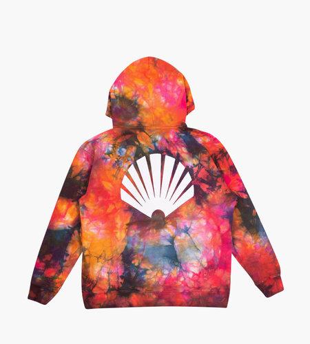 New Amsterdam New Amsterdam Logo Hoodie Tie Dye