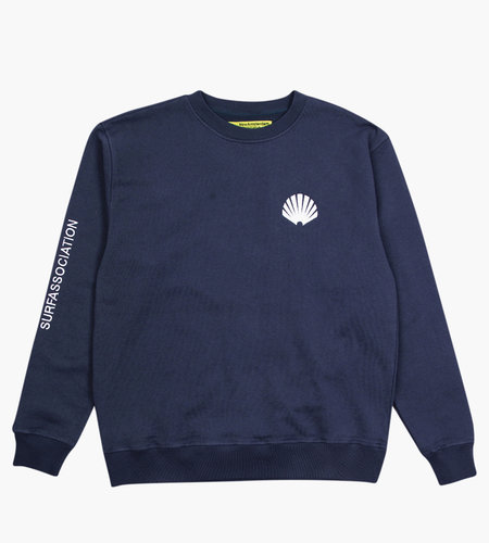 New Amsterdam Surf Association New Amsterdam Logo Sweater Ink