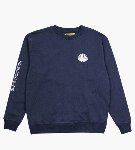 New Amsterdam New Amsterdam Logo Sweater Ink