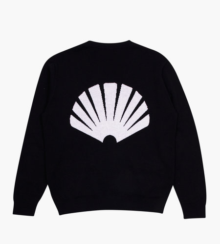 New Amsterdam Surf Association New Amsterdam Cover Cardigan Knit Black