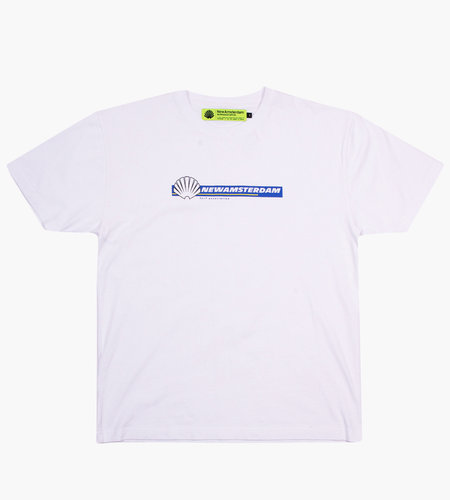 New Amsterdam Surf Association New Amsterdam Tire T-Shirt White