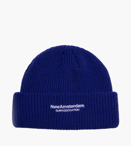 New Amsterdam New Amsterdam Beanie Royal Blue