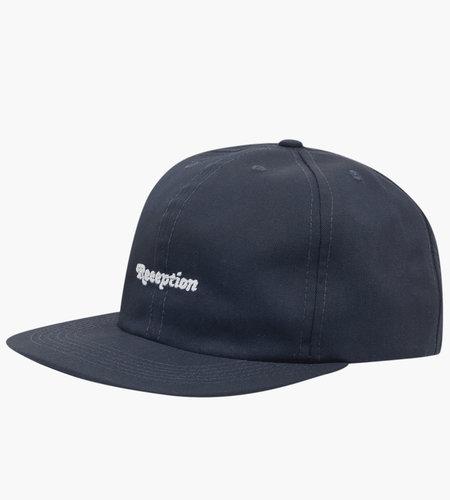 Reception Reception Hat Dark Navy