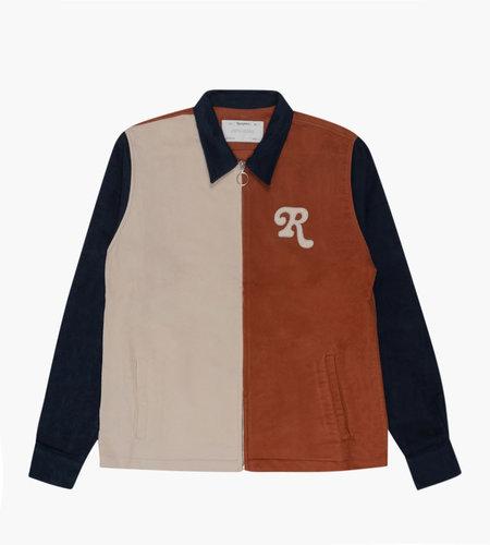 Reception Reception Club Jacket Moleskin Multi Color