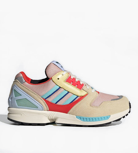 Adidas Adidas ZX 8000 Vapour Pink Clear Aqua Easy Yellow