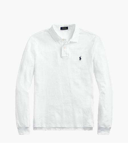 Polo Ralph Lauren Polo Ralph Lauren Long Sleeve Polo White
