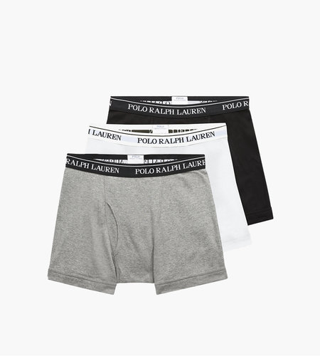 Polo Ralph Lauren Polo Ralph Lauren Classic 3 Pack Trunks Multi
