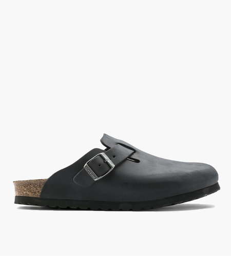 Birkenstock Birkenstock Boston FL Black Narrow