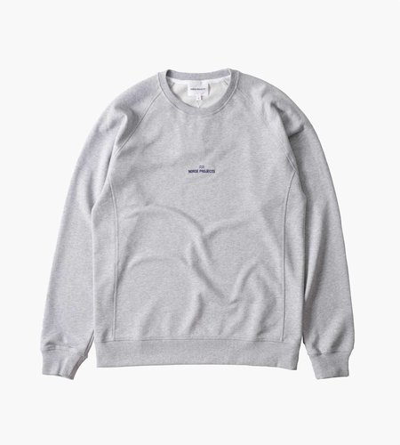 Norse Projects Norse Projects Ketel Norse Projects Light  Grey Melange