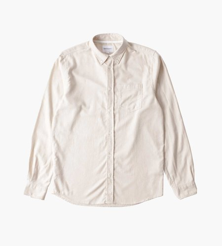 Norse Projects Norse Projects Anton Brushed Flannel Oatmeal