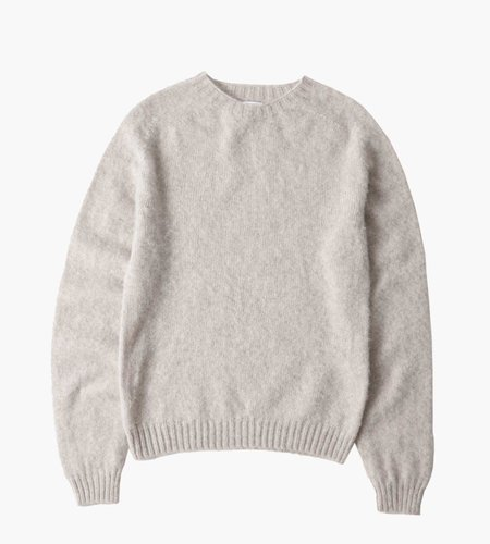 Norse Projects Norse Projects Birnir Brushed Lambswool Oatmeal
