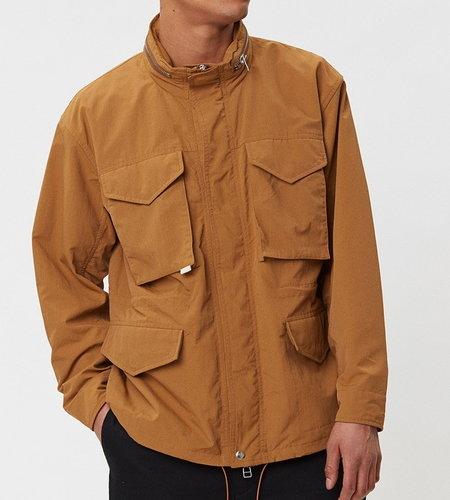 Legends Avalon Utility Jacket Camel