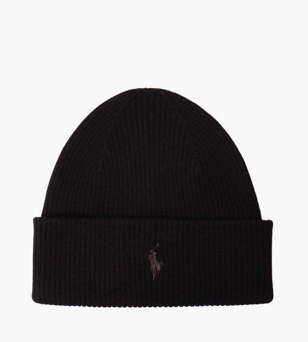 Polo Ralph Lauren Polo Ralph Lauren Loryelle Wool Hat Black