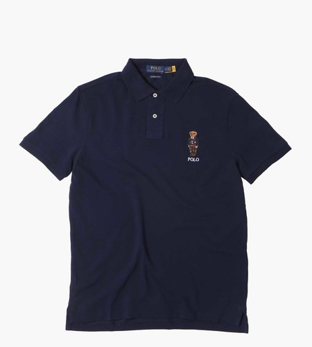 Polo Ralph Lauren Polo Ralph Lauren Short Sleeve Bear Polo Cruise Navy