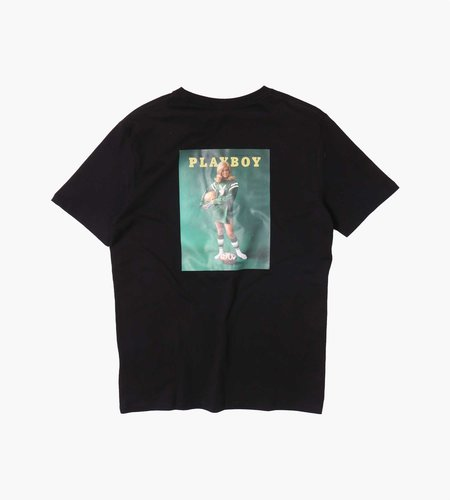 Soulland Soulland Meets Playboy September T-Shirt Black