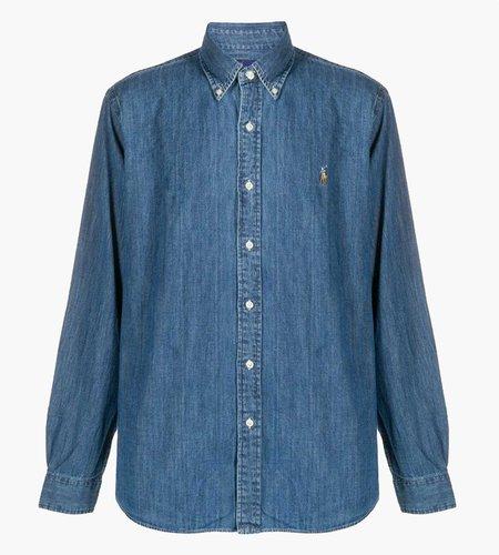 Polo Ralph Lauren Polo Ralph Lauren Denim Shirt Navy