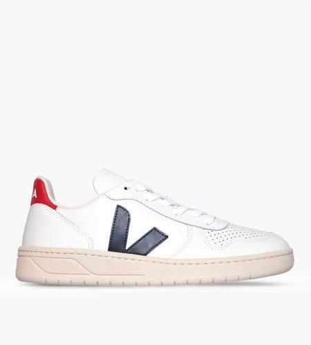 Veja Veja V-10 Leather Extra White Nautico Pekin