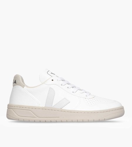 Veja Veja V-10 Leather White White Natural