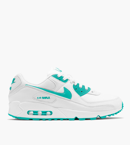 Nike Nike Air Max 90 White Hyper Jade Black