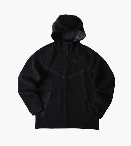 Nike Nike M NSW Tech Pack Windrunner Full Zip Hoodie Black Anthracite Light Orewood Brown Black